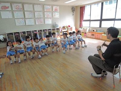 9月19日課外教室