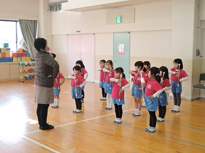 1月5日課外教室