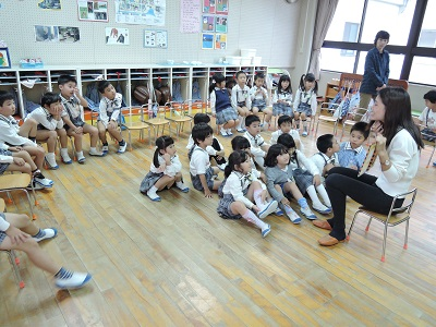 10月16日課外教室
