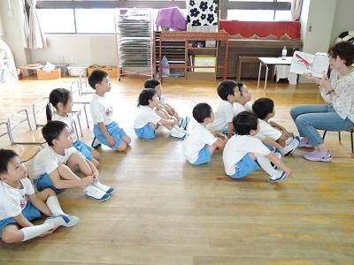9月10日課外教室