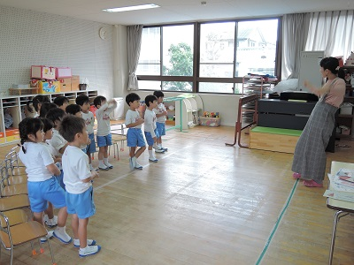 9月27日課外教室