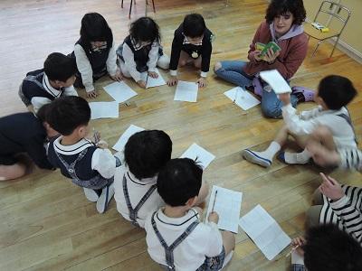 3月4日課外教室