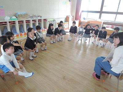 4月18日課外教室