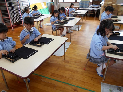 1月24日課外教室