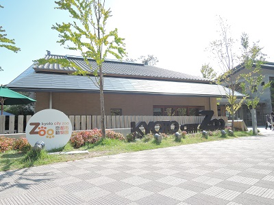 遠足 京都市動物園