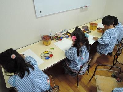10月27日課外教室